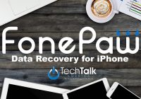 FonePaw iPhone Data Recovery Crack Full Version Download